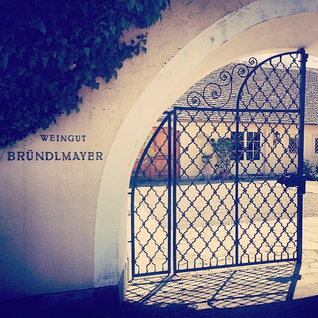 Brundlmayer gate