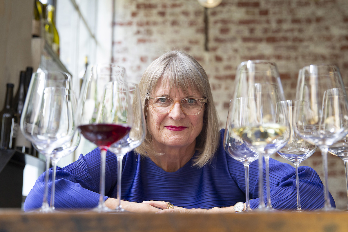 Cellarhand Interview With Her Royal Vinous, Jancis Robinson
